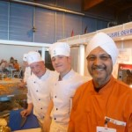 Paul Babra and chefs