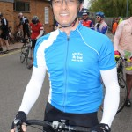 Stuart Gubbins from Tunbridge Wells on Le Tour de Sandwich