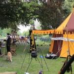 medieval camp