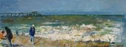 penny bearman Spring sea May2016 12x31