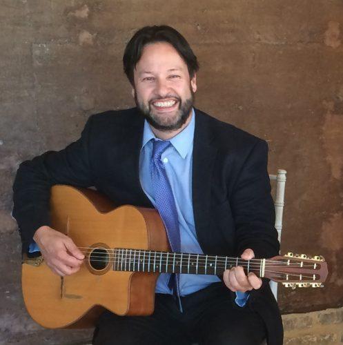 Jonny Hepbir Solo gypsy jazz guitarist (005)