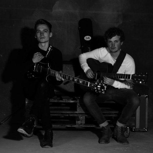 Sam Mummery and Elliot Norris